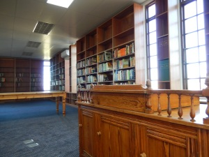 Donald Woods Foundation Library