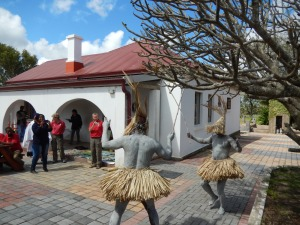 Xhosa men's dance